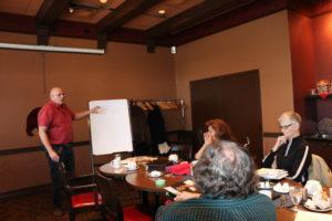 Luc Bouchard, Message Crafting, Training, Whiteboard, Brainstorming, Presentation, flip chart, Core message, workshop, video production, homepage video, video testimonies, video testimonials